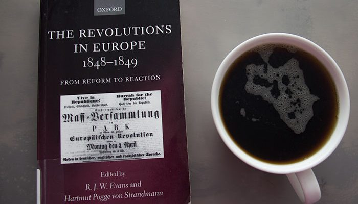 The Revolutions in Europe by Robert Evans
