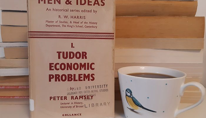 Tudor Economic Problems by Peter Ramsey
