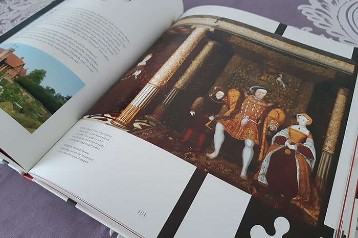 picture from The Tudors by Linda Collins