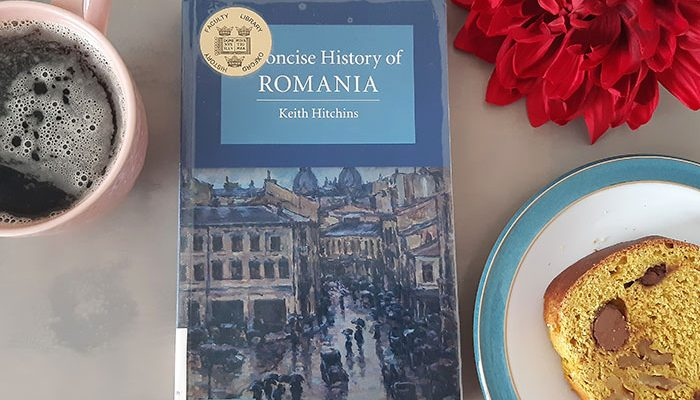 Concise History of Romania by Keith Hitchins