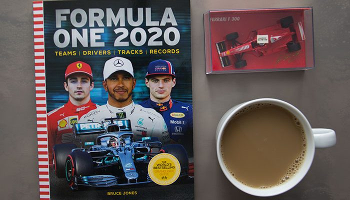 Formula One 2020 by Bruce Jones