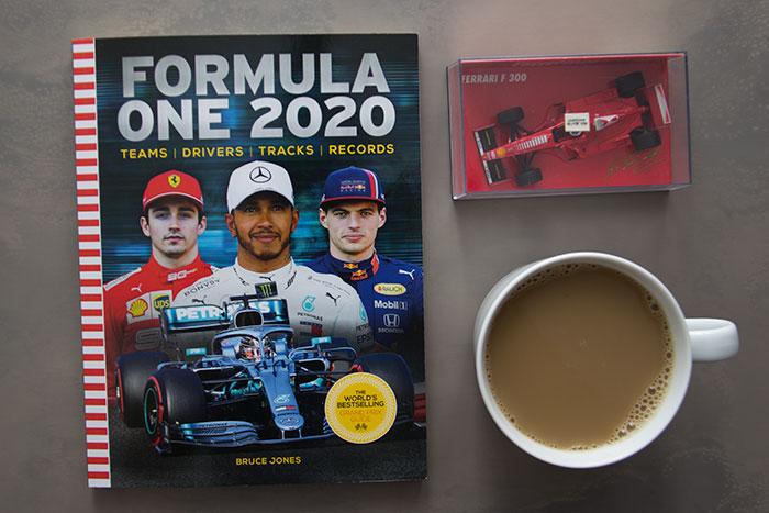 Formula One 2020 by Bruce Jones
