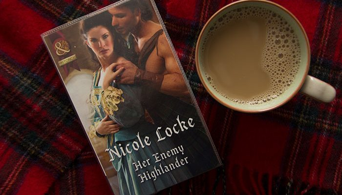 Her Enemy Highlander by Nicole Locke