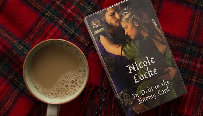 In Debt to the Enemy Lord by Nicole Locke