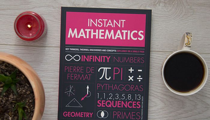 Instant Mathematics by Paul Parsons and Gail Dixon