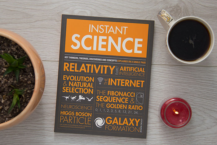 Instant Science by Jennifer Crouch