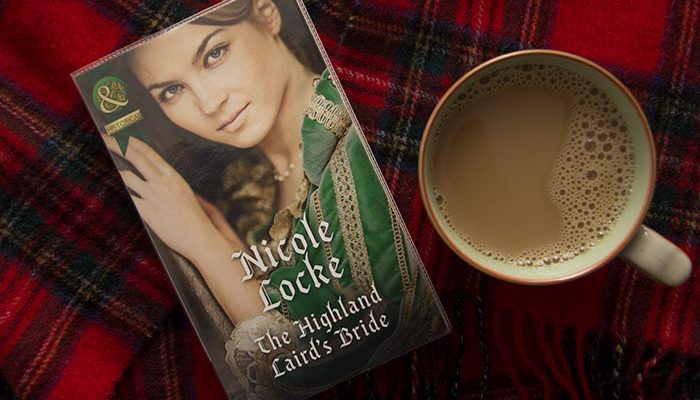 The Highland Laird's Bride by Nicole Locke