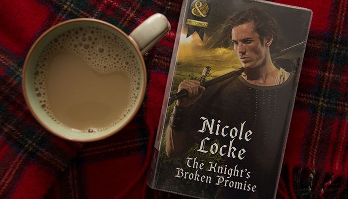 The Knight's Broken Promise by Nicole Locke