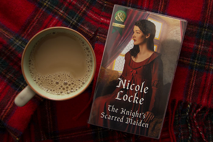 The Knight's Scarred Maiden by Nicole Locke