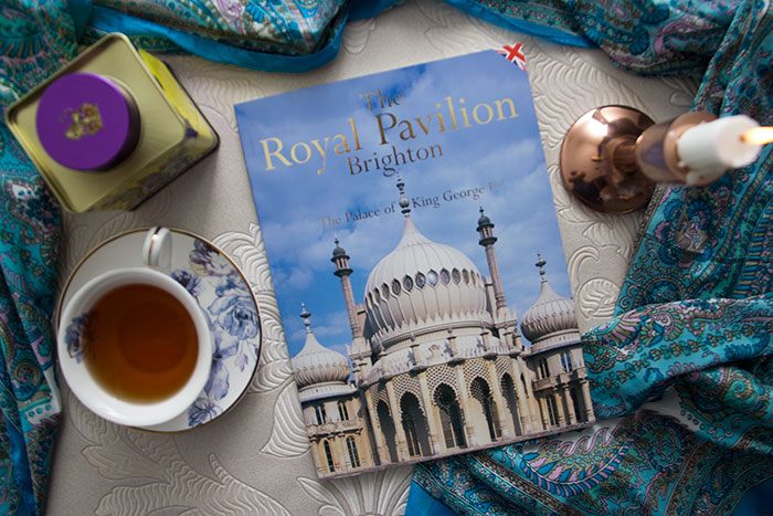 The Royal Pavilion by Jessica Rutherford