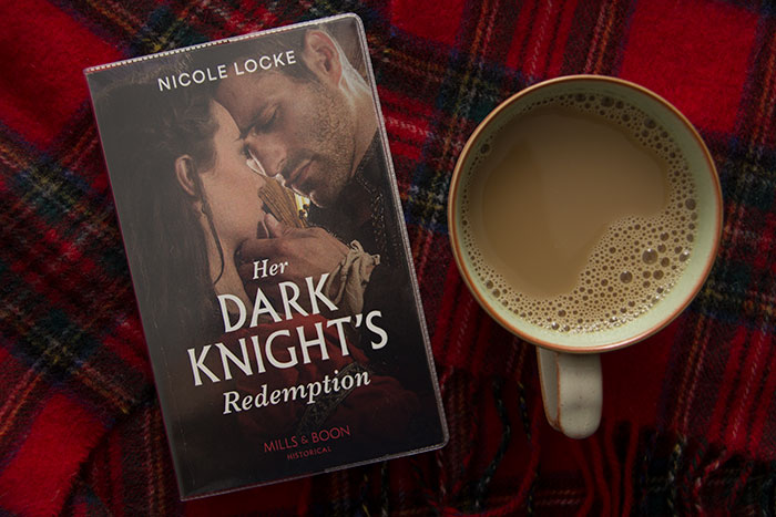 Her Dark Knight's Redemption by Nicole Locke