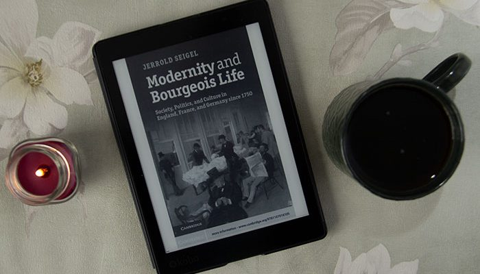 Modernity and Bourgeois Life by Jerrold Seigel