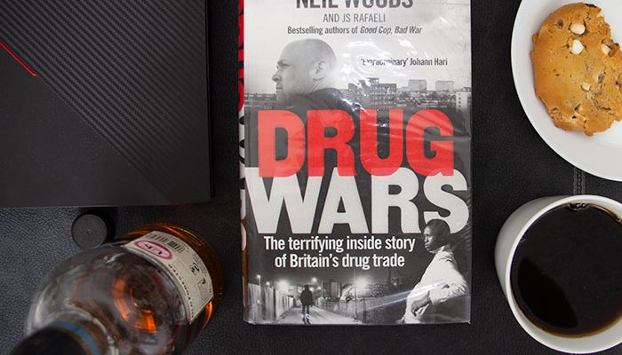 Drug Wars by Neil Woods