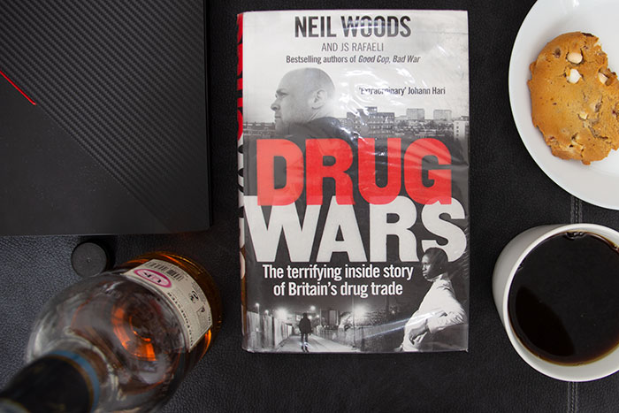 Drug Wars by Neil Woods
