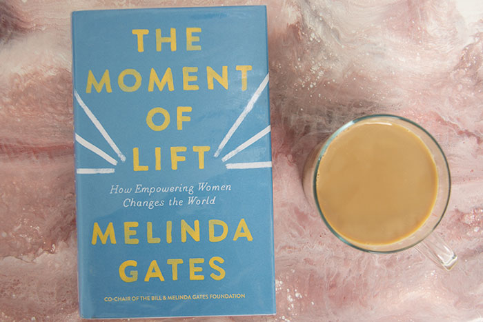 0245 The Moment of Lift by Melinda Gates