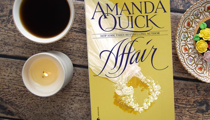 Affair by Amanda Quick