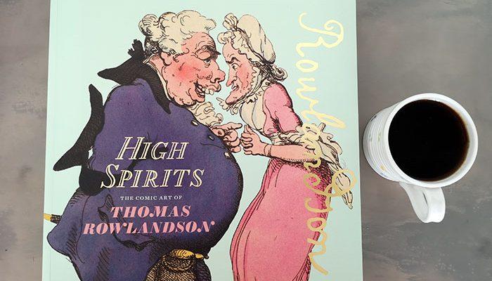 High Spirits by Kate Heard