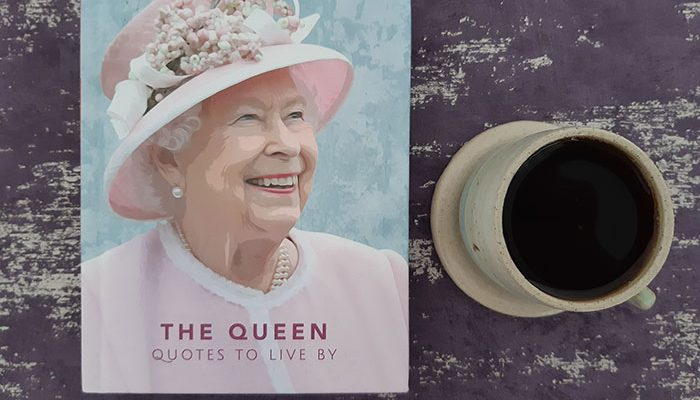Quotes to Live by: The Queen