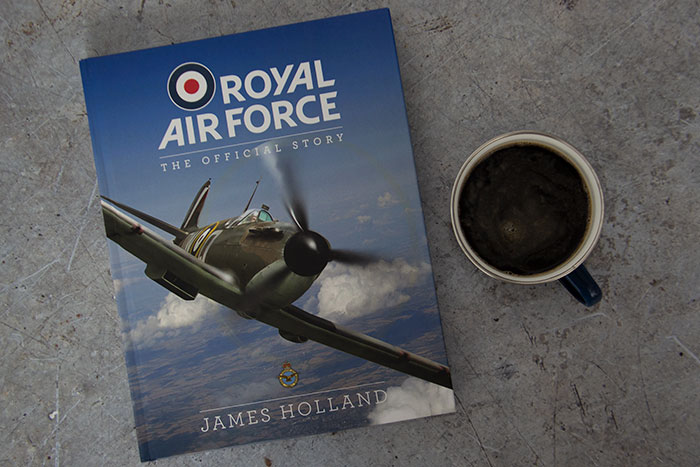 RAF The Official Story by James Holland