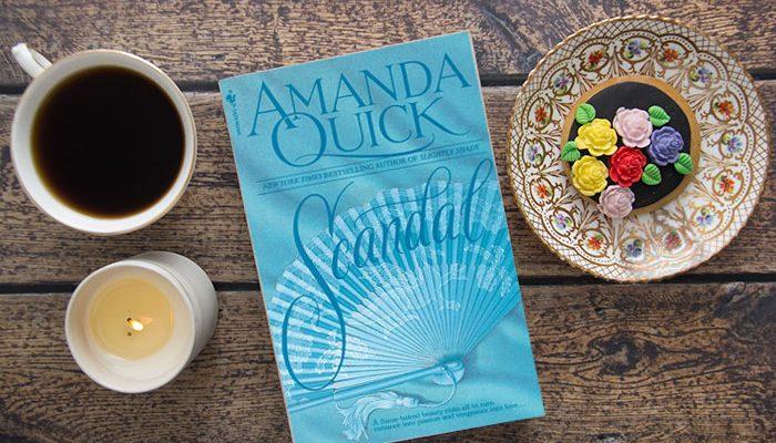 Scandal by Amanda Quick