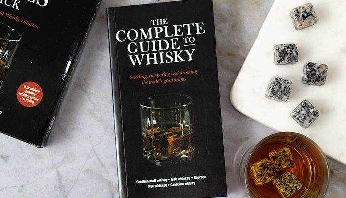 The Whisky Cubes Pack by Jim Murray