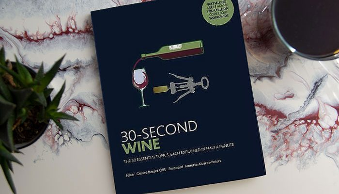 30-Second Wine by Gerard Basset