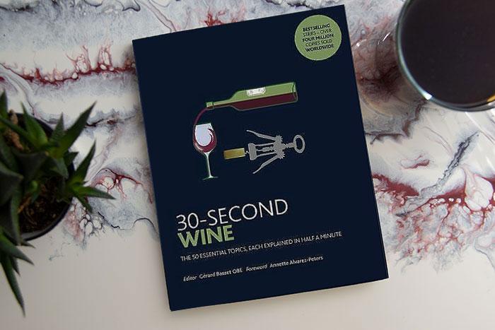 30 Seconds Wine by Gerard Basset