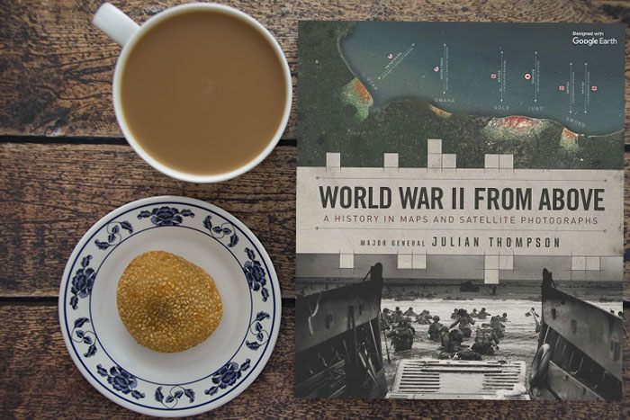 WW2 From Above by Julian Thompson