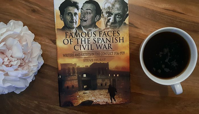 Famous Faces of the Spanish Civil War by Steve Hurst
