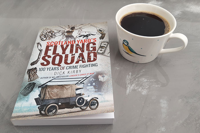 Scotland Yard's Flying Squad by Dick Kirby