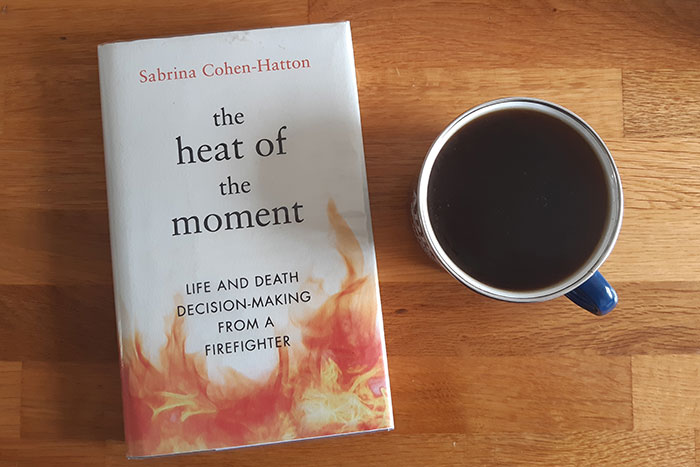 The Heat of the Moment by Sabrina Cohen-Hatton