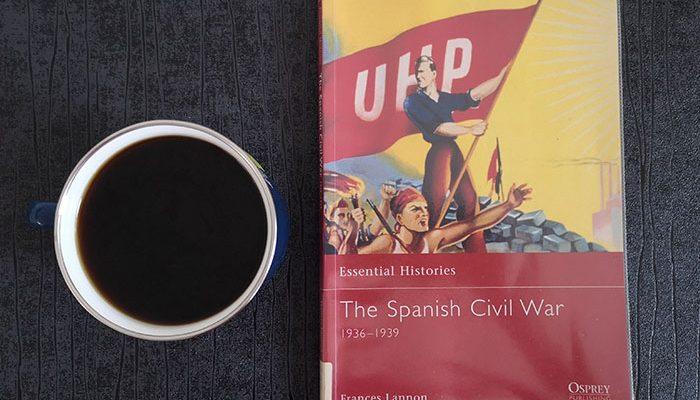 The Spanish Civil War: 1936–1939 by Frances Lannon