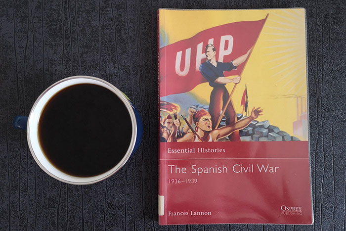 The Spanish Civil War 1936–1939 by Frances Lannon