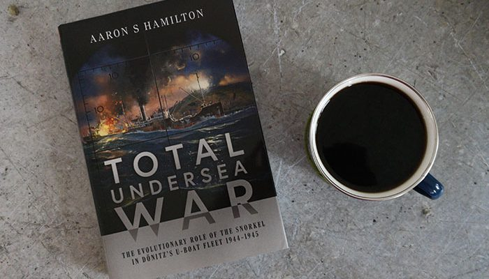 Total Undersea War by Aaron Stephan Hamilton