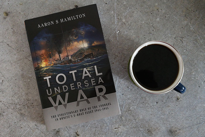 Total Undersea War by Aaron S Hamilton