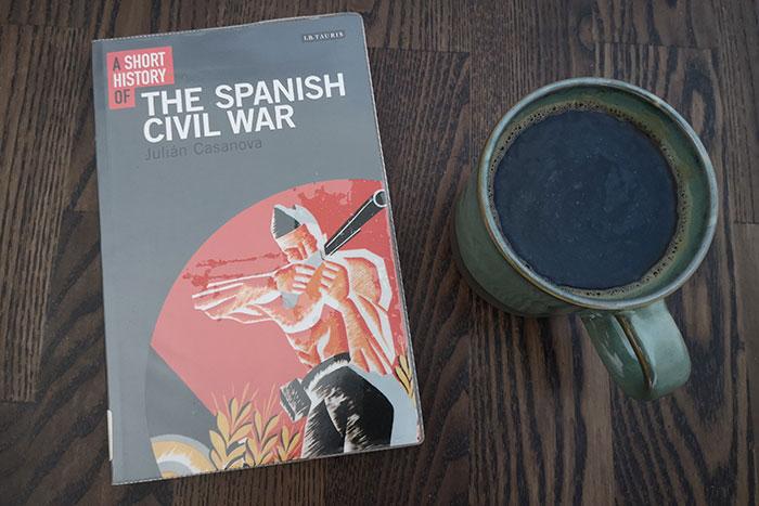 0289 A short history of the Spanish Civil War by Julian Casanova