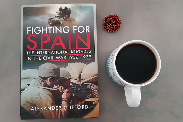 Fighting for Spain by Alexander Clifford