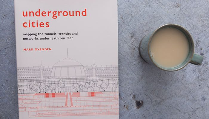 Underground Cities by Mark Ovenden