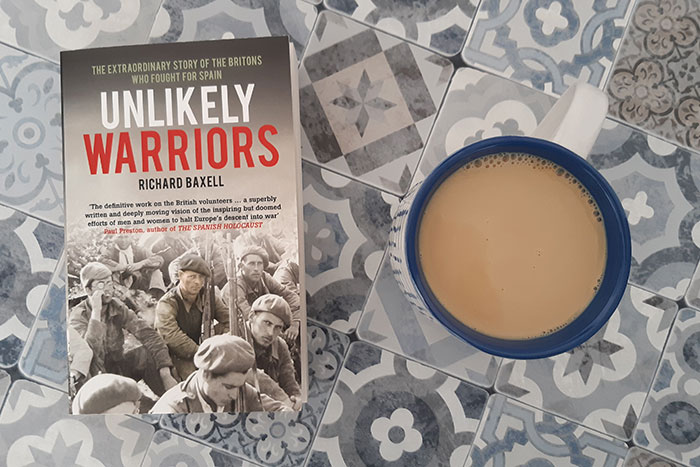 Unlikely Warriors by Richard Baxell