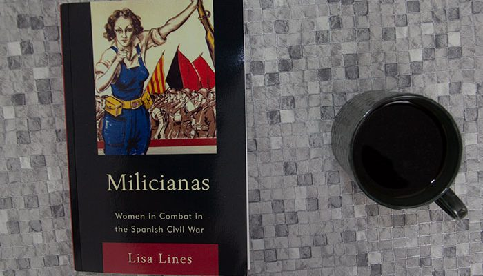 Milicianas by Lisa Margaret Lines