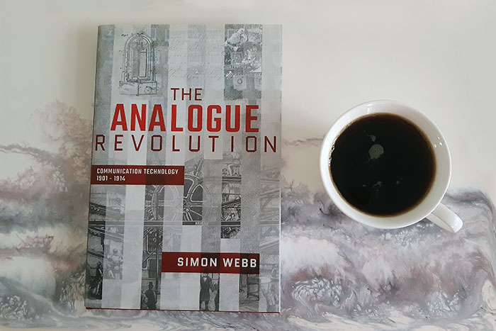 The Analogue Revolution by Simon Webb