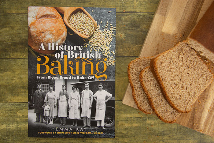 A History of British Baking by Emma Kay