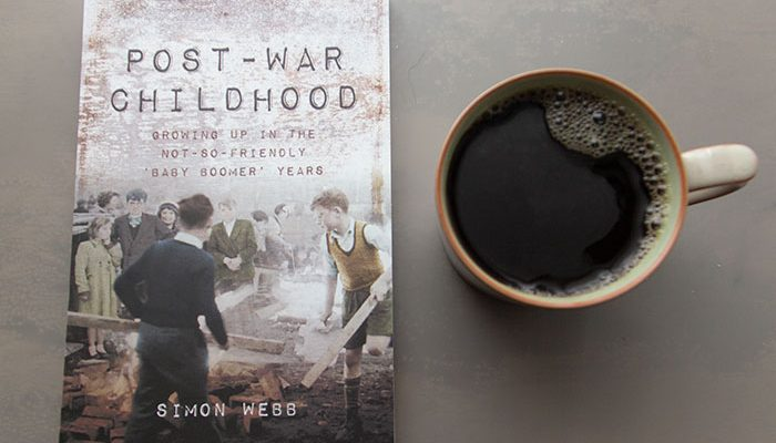 Post-War Childhood by Simon Webb