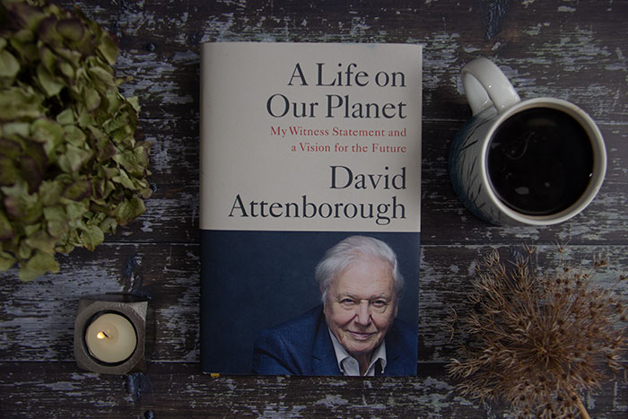 A Life on Our Planet by David Attenborough
