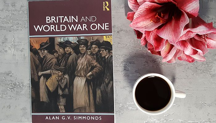 Britain and World War One by Alan Simmonds