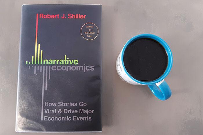 Narrative economics by Robert Shiller