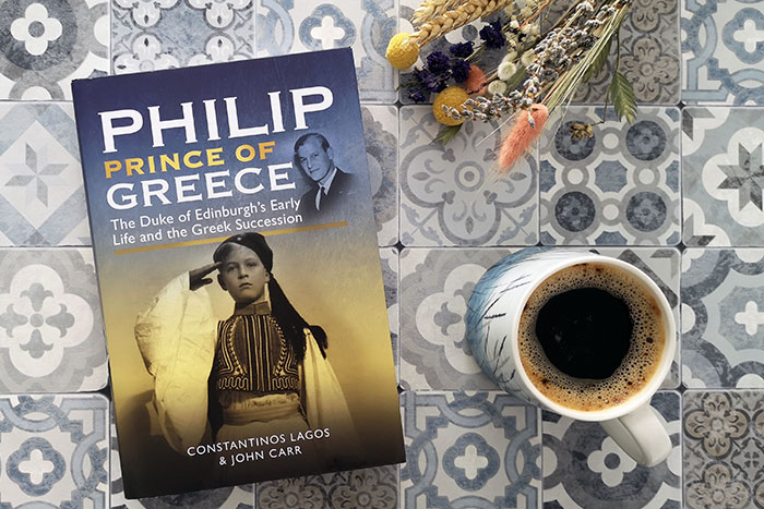 Philip, Prince of Greece by John Carr, Constantinos Lagos