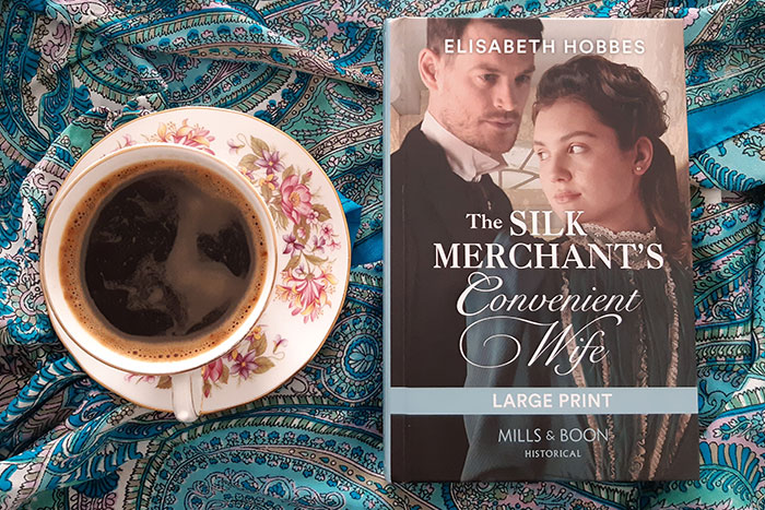 The Silk Merchant's Convenient Wife by Elisabeth Hobbes