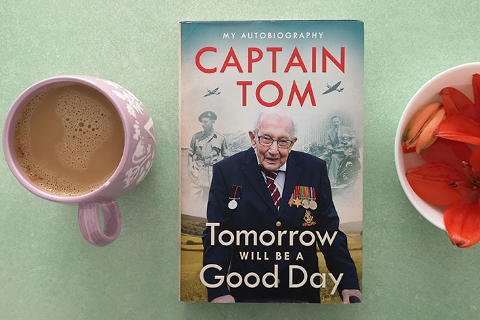 Tomorrow Will Be A Good Day by Tom Moore