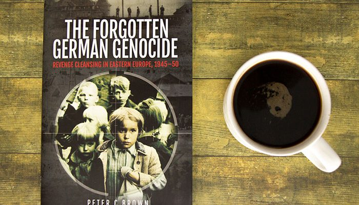 The Forgotten German Genocide by Peter C Brown